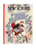 The New Yorker Cover - June 11, 1938 Regular Giclee Print by Constantin Alajalov