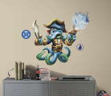Skylanders SWAP Force - Wash Buckler Peel and Stick Giant Wall Decal Wall Decal