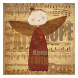 Keep Faith Posters af Dan Dipaolo