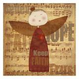 Keep Faith Plakaty autor Dan Dipaolo