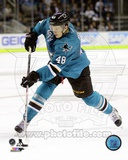 San Jose Sharks Tomas Hertl 2013-14 Action Photo