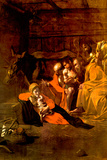 Michelangelo Caravaggio Adoration of the Shepherds Poster Posters