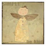 Simple Angel 5 Prints by Dan Dipaolo