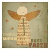 Faithful Angel 4 Posters par Dan Dipaolo