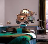 Cars - Mater Peel & Stick Giant Wall Decal Kalkomania ścienna