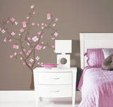 Spring Blossom Peel & Stick Giant Wall Decal Seinätarra