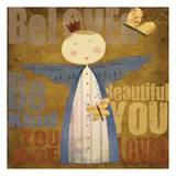 Beautiful You Prints by Dan Dipaolo