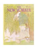The New Yorker Cover - May 30, 1983 Regular Giclee Print by Jenni Oliver