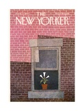 The New Yorker Cover - April 13, 1968 Giclee Print by Charles E. Martin