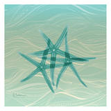 Stars at Sea Print by Albert Koetsier