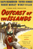 Outcast of the Islands Posters