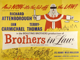 Brothers in Law Print