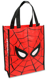Marvel: Spiderman Small Recycled Shopper Tote Bag Tote Bag