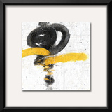 Zen in Yellow I Prints