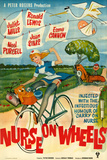 Nurse on Wheels Print