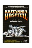Britannia Hospital Posters