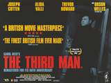 Third Man (The) - Poster