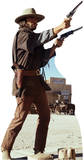 Clint Eastwood - The Outlaw Josey Wales Lifesize Standup Poster Stand Up