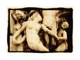 Dancing Maidens, Opera House, Paris Photographic Print by Theo Westenberger