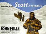 Scott of the Antarctic Poster