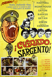 Carry on Sergeant Prints