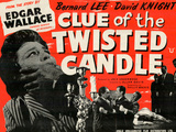 Clue of the Twisted Candle Posters