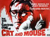 Kat og mus Posters