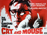 Cat and Mouse Posters