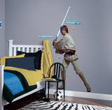 Star Wars Classic Luke Peel & Stick Giant Wall Decal Kalkomania ścienna