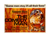 Comedy Man (The) Posters