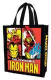 Marvel: Iron Man Small Recycled Shopper Tote Bag Tote Bag