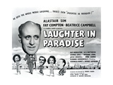 Laughter in Paradise Plakat