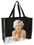 Marilyn Monroe Large Recycled Shopper Tote Bage Sacola