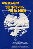 Man Who Fell to Earth (The) - Posterler