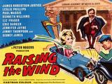 Raising the Wind Plakater