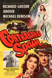 Contraband Spain Poster