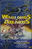 Warlords of Atlantis Posters