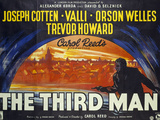 Third Man (The) Julisteet