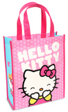 Hello Kitty - Pink Dots Small Recycled Shopper Tote Bag Tote Bag