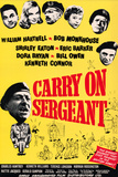 Carry on Sergeant Posters