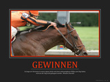 Gewinnen (German Translation) Photographic Print