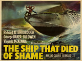 Ship That Died of Shame (The) Posters