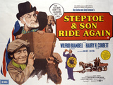 Steptoe and Son Ride Again Print