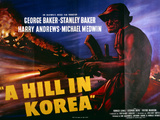 A Hill in Korea Poster