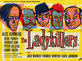 Ladykillers (The) Plakát