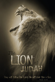 The Lion Of Judah Pósters