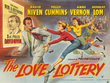 Love Lottery (The) Poster