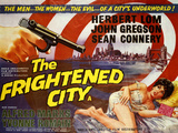 Frightened City (The) Art