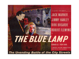 Blue Lamp (The) Prints