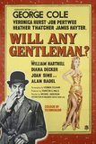 Will Any Gentleman Plakater